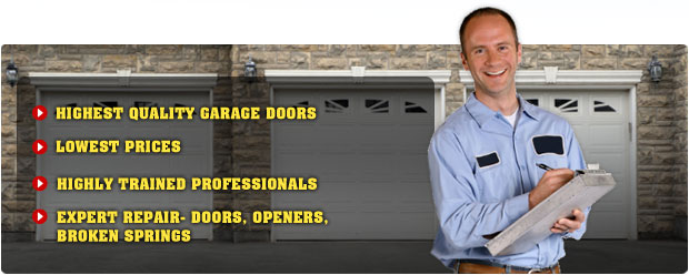 Nixon Garage Door Repair